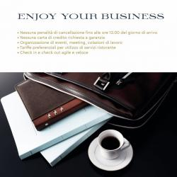 Enjoy your business