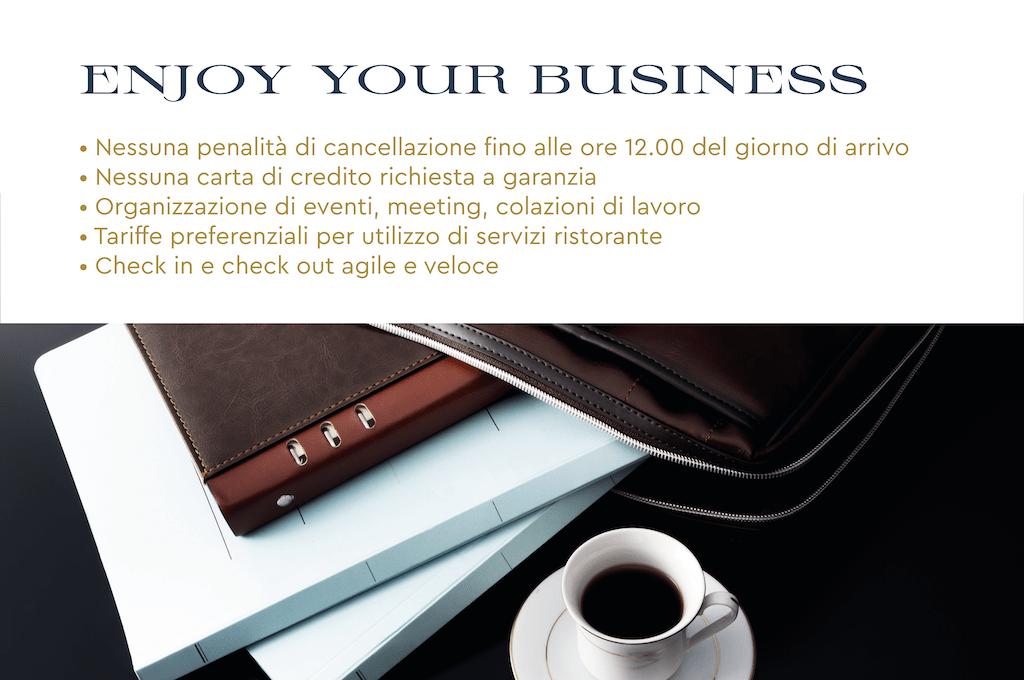 Tariffa business San Luca Hotel