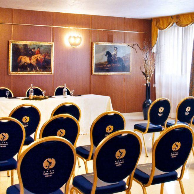 Sala Baroni hotel San Luca