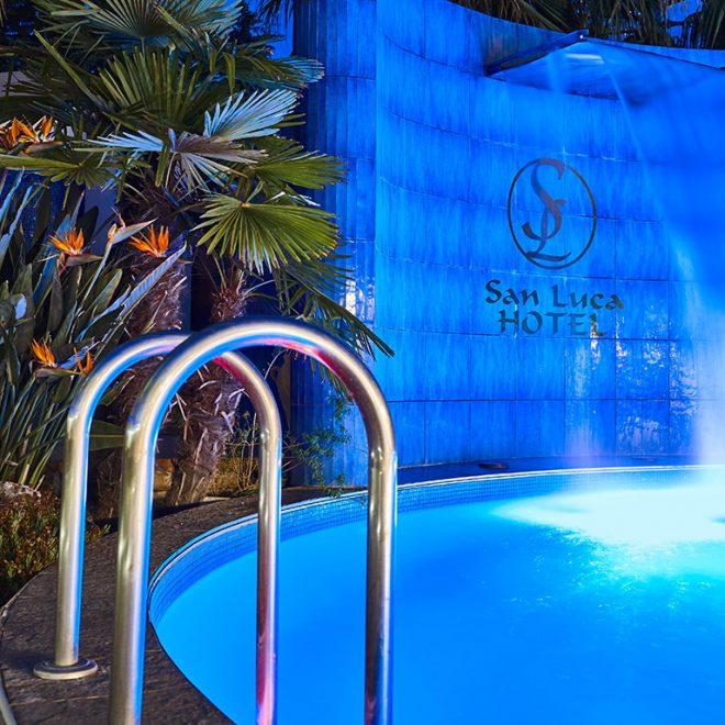 hotel San Luca piscina