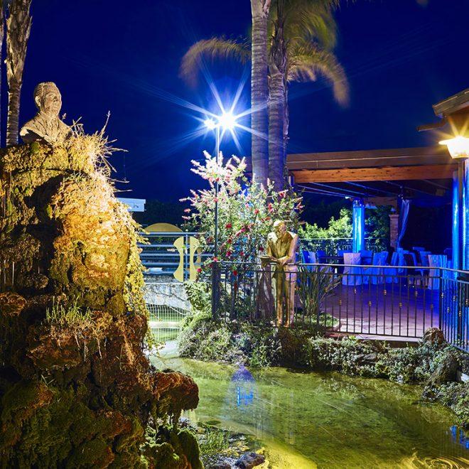 garden park hotel sanluca
