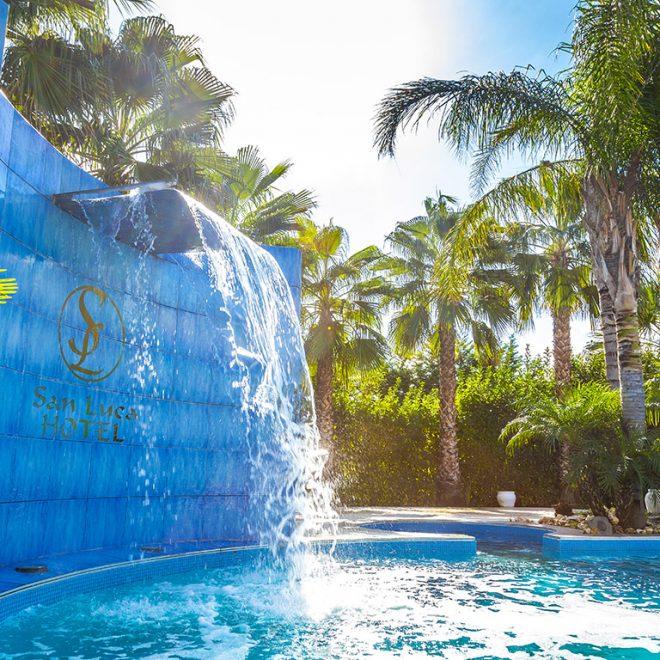piscina hotel san luca