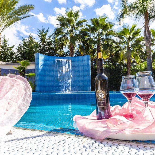 relax piscina hotel san luca