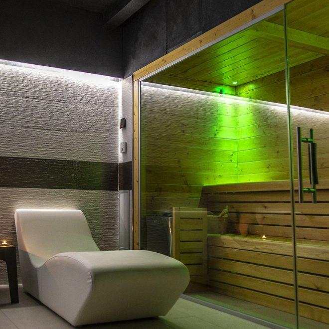 sauna san luca hotel