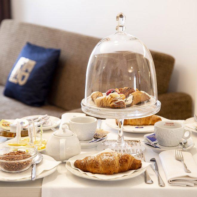 colazione suite hotel