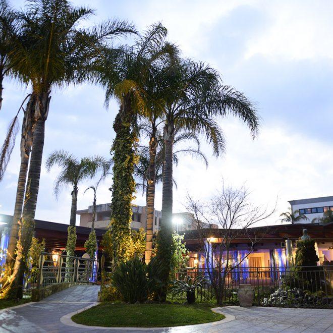 garden park hotel san luca
