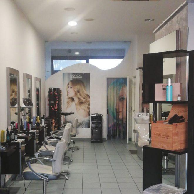 salone virgola parrucchieri san luca hotel