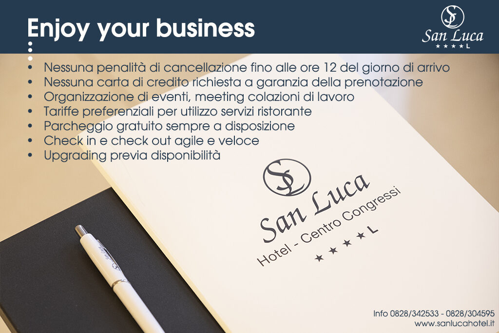 Enjoy Business san luca hotel